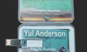 "USB Music Card: ""Fragile Sunrise"" – New Release"