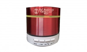 """Yul Anderson """"USB Music Card"""" Player – w. Bluetooth Function"""