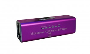 Yul Anderson USB Music Card Player