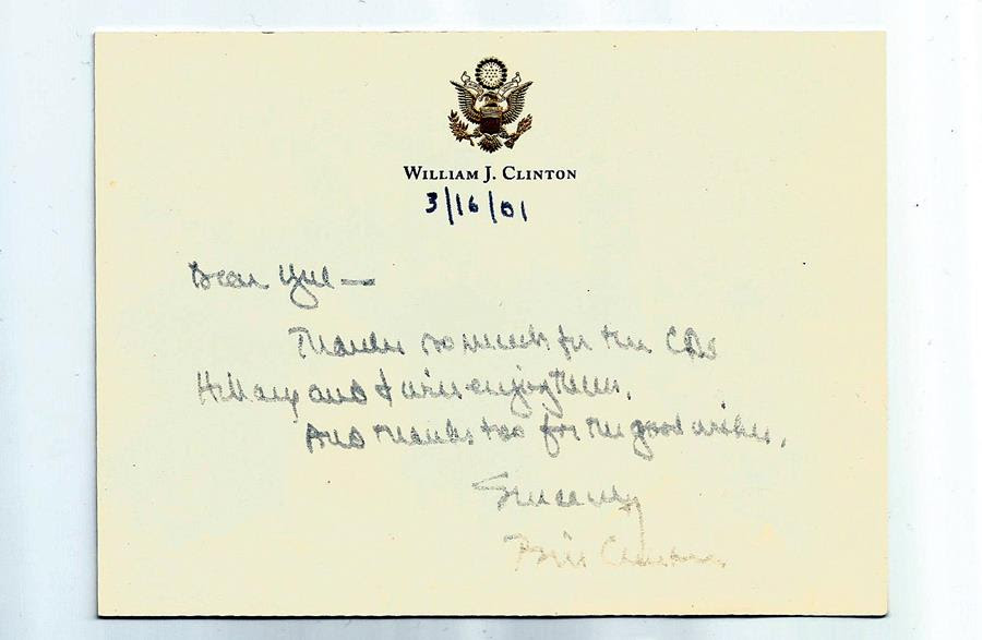 letter-from-hillary-clinton-and-president-bill-clinton-replying-to-yuls-letter-addressing-hillary-as-the-first-woman-president-of-united-states-of-america
