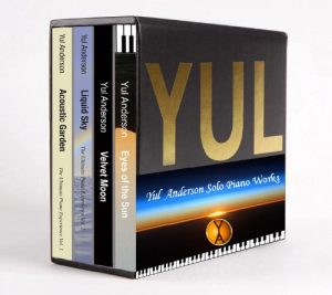 """""""YUL"""" Box with 4 CDs – New Release"""