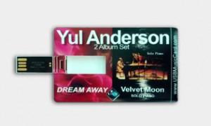 """Dream Away / Velvet Moon Double Album """"USB Music Card""""- New Release"""