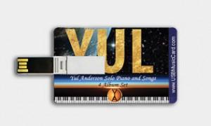 """YUL"" 4 Album Set ""USB Music Card""- New Release"